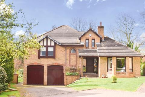 4 bedroom detached house for sale - Schaw Drive, Bearsden