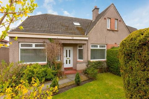 4 bedroom semi-detached house for sale - 12 Corstorphine Hill Crescent, Edinburgh, EH12 6LL