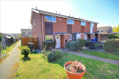 2 bedroom end of terrace house for sale - Pecockes Close, Great Cornard