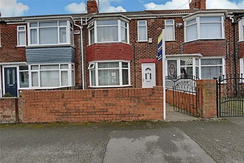 3 bedroom terraced house for sale - Steynburg Street, Hull, East Yorkshire, HU9