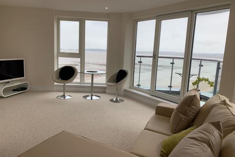 2 bedroom apartment to rent - Meridian Tower, Trawler Road,Maritime Quarter, swansea