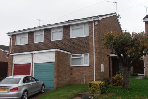 3 bedroom semi-detached house to rent - Bridgeacre Gardens, Coventry, West Midlands CV3 2NQ, UK