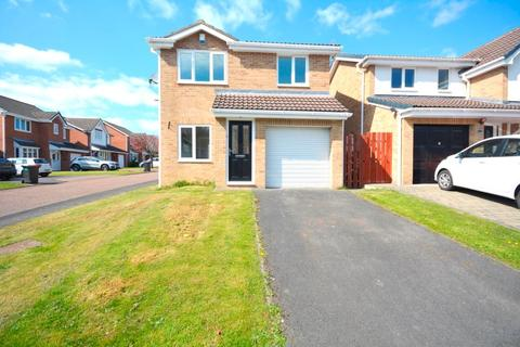 3 bedroom detached house for sale - Warkworth Drive, Chester Le Street, DH2