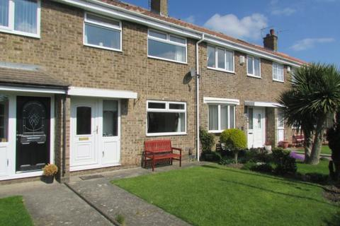 3 bedroom terraced house for sale - MILBANK CLOSE, HART VILLAGE, HARTLEPOOL