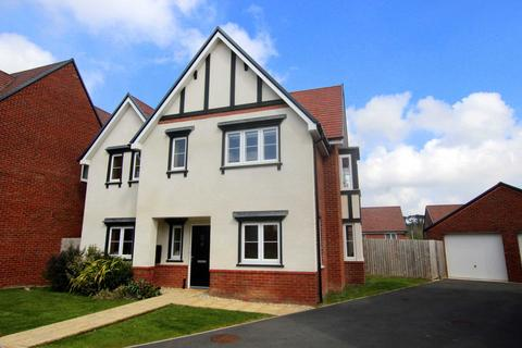 4 bedroom detached house for sale - Hewetson Way, Bideford
