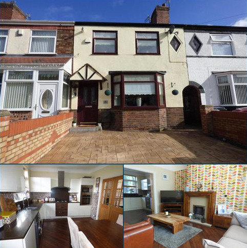 3 bedroom terraced house for sale - Gentwood Road, Huyton, Liverpool