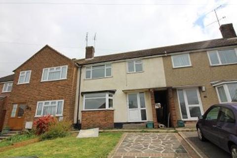 3 bedroom terraced house to rent - Lucas Avenue, Chelmsford, Essex, CM2 9JJ