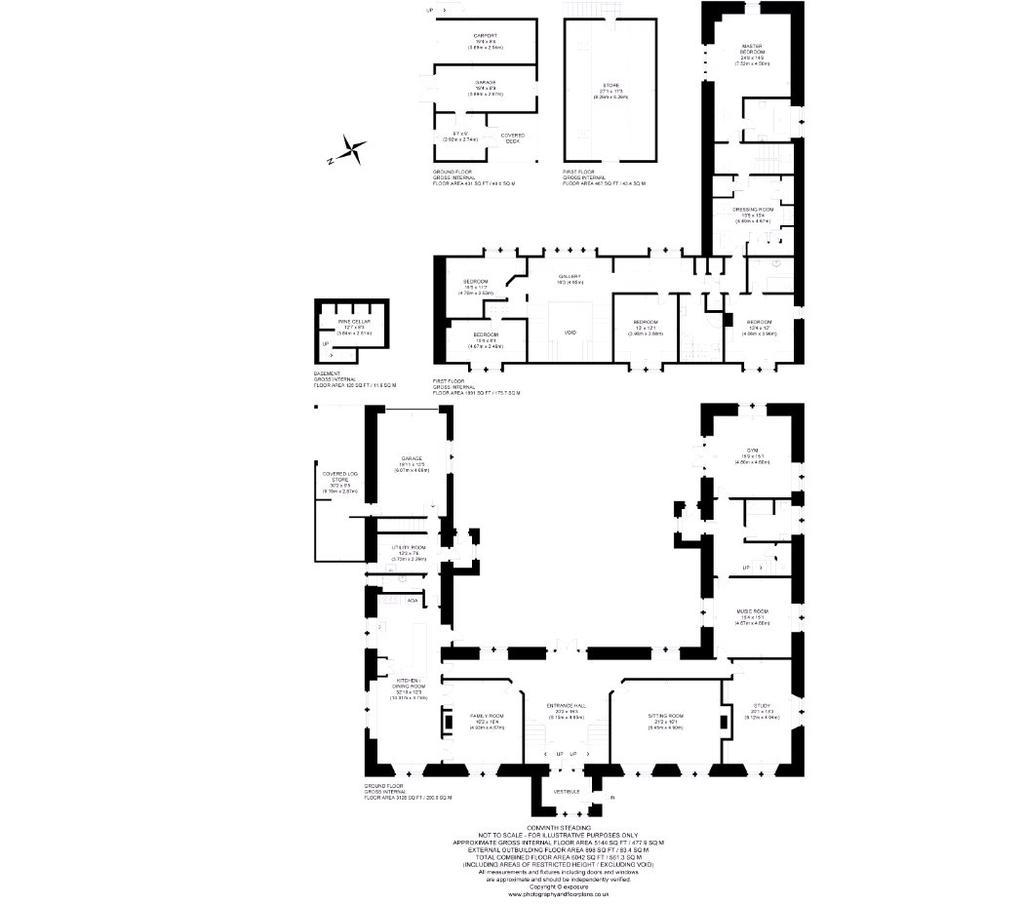Floorplan 1 of 2: Steading Floor Plans