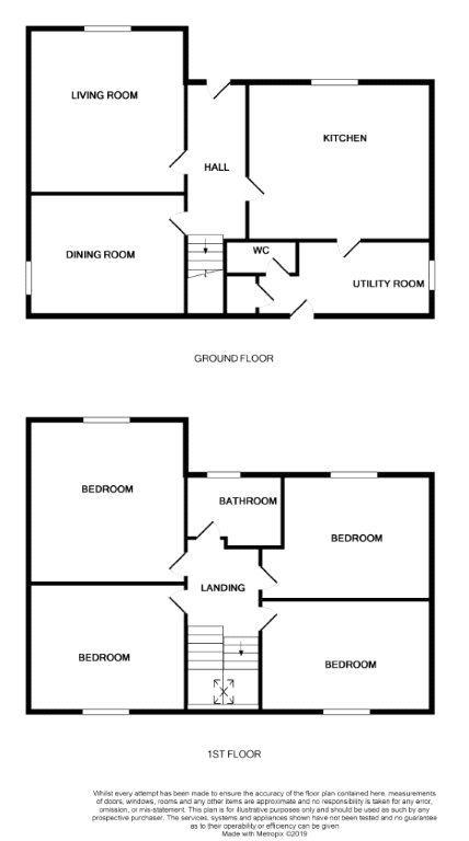 Floorplan 2 of 2: Farmhouse Floor Plan