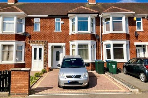 3 bedroom terraced house for sale - Benson Road, Keresley, Coventry, CV6