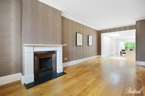 5 bedroom terraced house to rent - Britannia Road, London, SW6