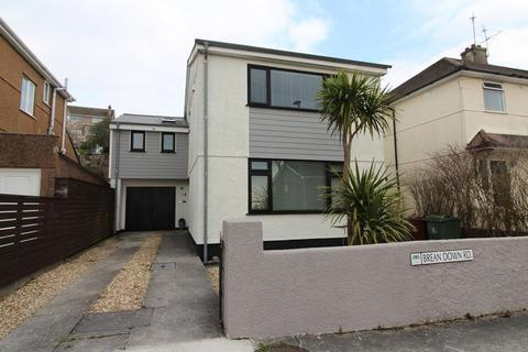 4 bedroom detached house for sale - Peverell