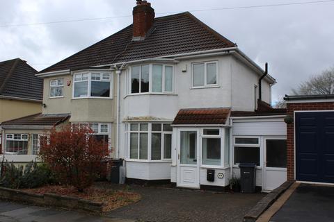 3 bedroom semi-detached house to rent - Beech Avenue, Quniton, Birmingham, B32