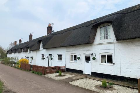 2 bedroom cottage for sale - The Row, Weeting
