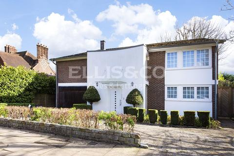 5 bedroom detached house to rent - Sheldon Avenue, London, N6