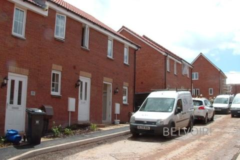 2 bedroom semi-detached house to rent - Post Coach Way, Cranbrook, Exeter