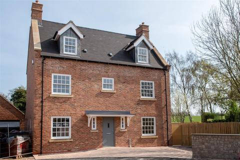 5 bedroom detached house for sale - Plot 14, Church View Lane, Breedon on the Hill