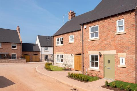 3 bedroom townhouse for sale - Plot 9, Church View Lane, Breedon on the Hill