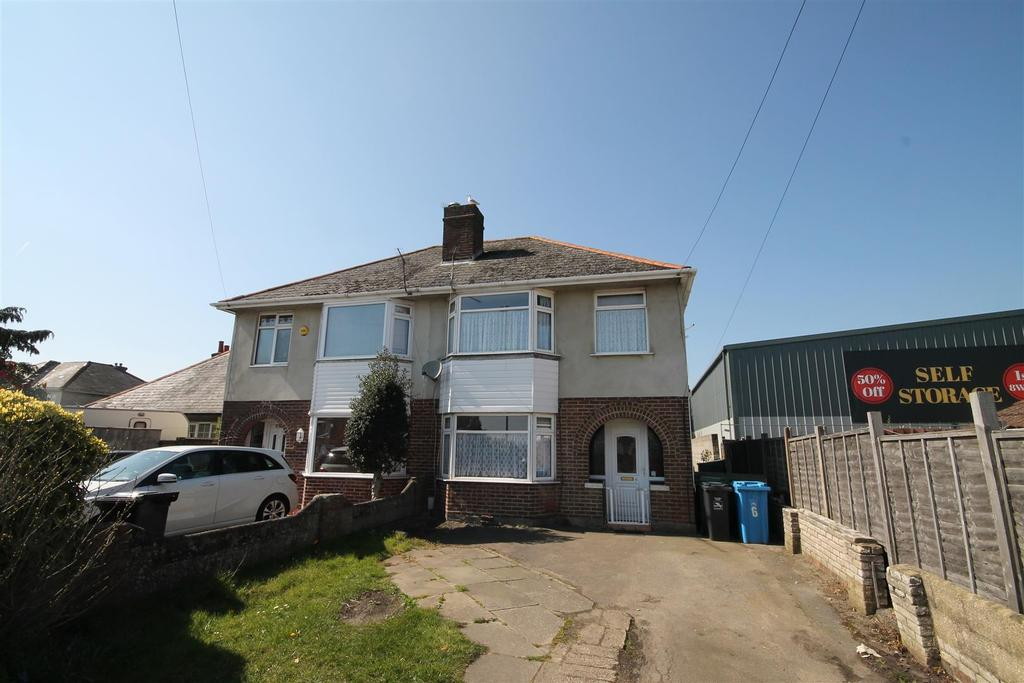 Old Wareham Road Poole 3 Bed Semi Detached House For Sale
