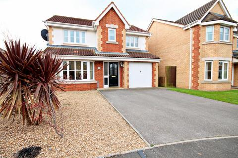 4 bedroom detached house for sale - Bodiam Close, Ingleby Barwick, Stockton-On-Tees