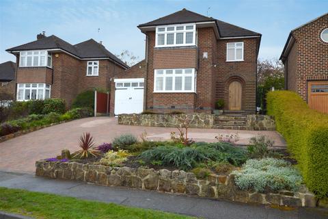 4 bedroom detached house for sale - Evans Avenue, Allestree Park, Derby