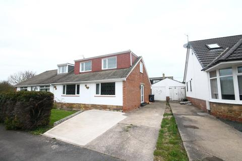 3 bedroom semi-detached bungalow for sale - Dell Close, Marton-In-Cleveland, Middlesbrough