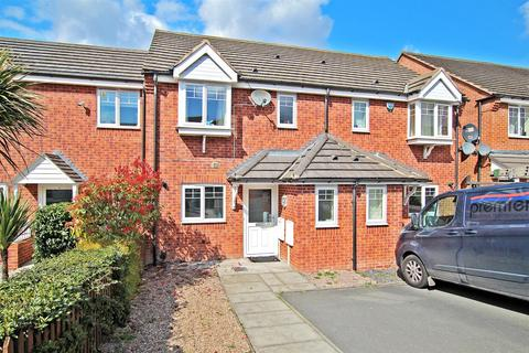 3 bedroom townhouse for sale - Bakewell Drive, Top Valley, Nottingham
