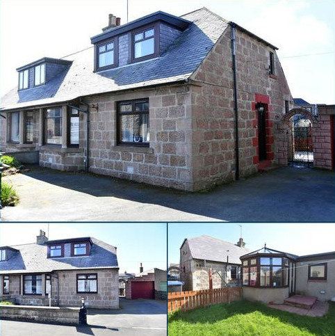 3 bedroom semi-detached house for sale - Dingwall Street, Fraserburgh, AB43