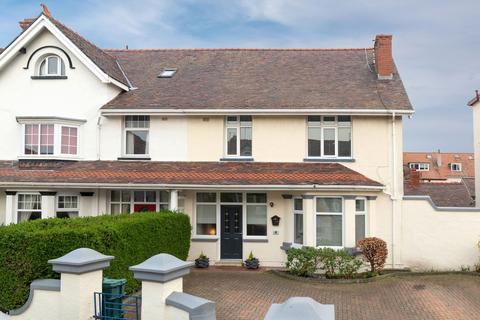4 bedroom end of terrace house for sale - St. Davids Place, Llandudno