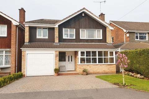 4 bedroom detached house for sale - Perott Drive, Four Oaks, Sutton Coldfield