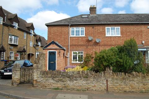 2 bedroom end of terrace house for sale - High Street, Weston Favell Village, Northampton NN3 3JX