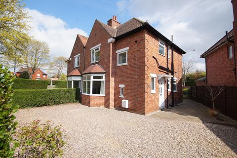 3 bedroom semi-detached house for sale - Byron Avenue, Lincoln