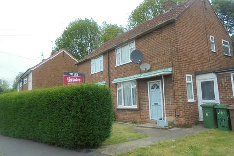 2 bedroom semi-detached house to rent - Manor Way, Anlaby HU10