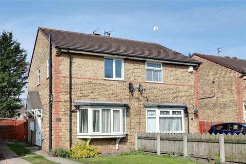 2 bedroom semi-detached house for sale - Brackley Close, Hull, East Yorkshire, HU8