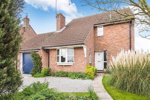 3 bedroom detached house for sale - Mile End Park, Pocklington, York, YO42 2TH