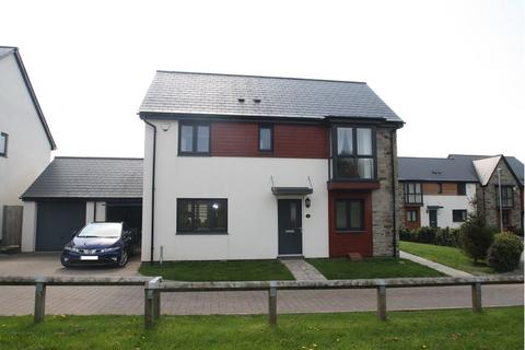 4 bedroom detached house to rent - Jetstream Way, Plymouth, PL6 8ED