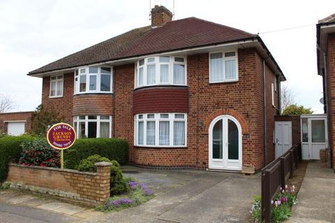 3 bedroom semi-detached house for sale - Saxon Rise, Duston, Northampton NN5 6HP