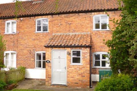 2 bedroom cottage to rent - New Row, Fulbeck