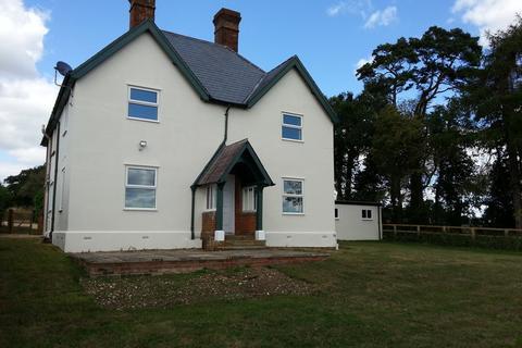 4 bedroom detached house to rent - Longbelt House, Willesley Warren