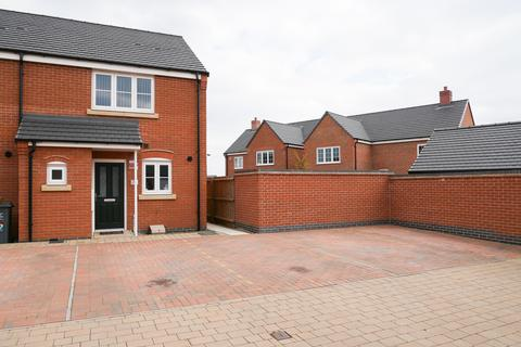 2 bedroom terraced house for sale - Houghton Way, Birstall, Leicester LE4