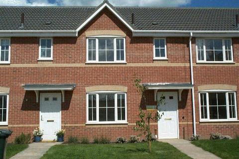 3 bedroom terraced house to rent - Rodyard Way, Parkside, Coventry, West Midlands, CV1
