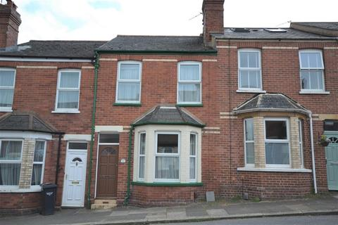 2 bedroom terraced house to rent - Normandy Road, Exeter, EX1 2SR