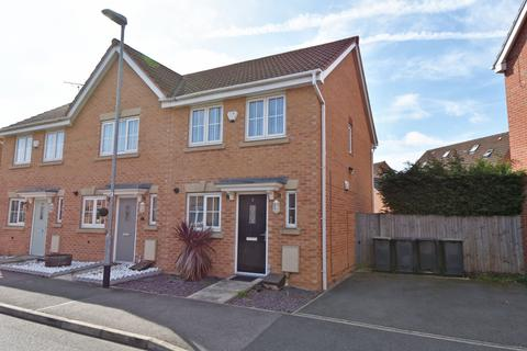 2 bedroom end of terrace house for sale - Moody Close, Chilwell, NG9 6RP