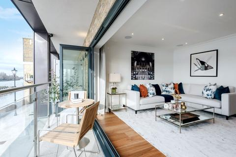 3 bedroom townhouse to rent - Palace Wharf, Rainville Road, London W6