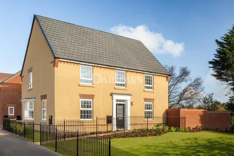 4 bedroom detached house for sale - The Cornell, Springfield Gardens, St Mellons