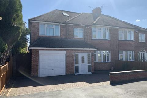 5 bedroom property to rent - Uplands Road, Oadby, LE2
