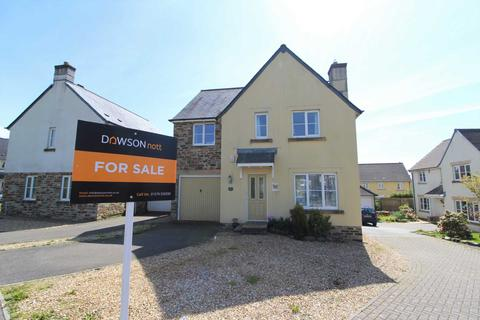 4 bedroom detached house for sale - Cothele Close, Callington