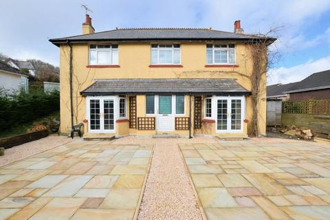 4 bedroom detached house for sale - Fabulous views of Dartmoor & the Devon countryside