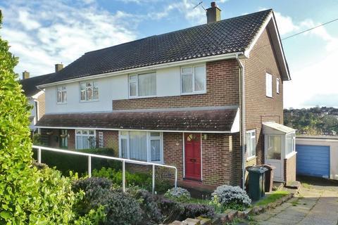 4 bedroom semi-detached house for sale - Bramble Rise, Westdene, Brighton