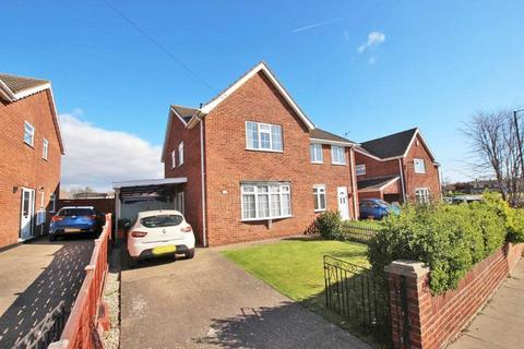 3 bedroom semi-detached house for sale - WINGATE ROAD, GRIMSBY